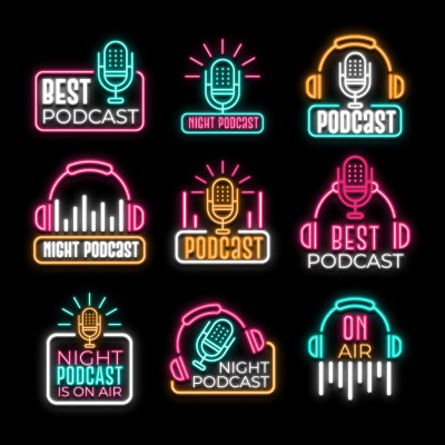 Podcasts over literatuur